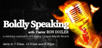 Boldly Speaking
