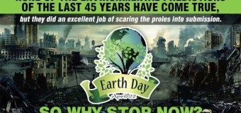 Seven Earth Day predictions that failed spectacularly